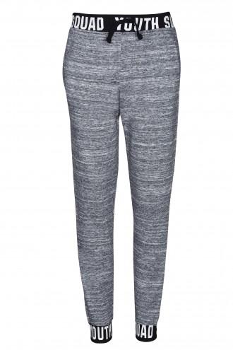 Spodnie dresowe melanżowe Dark