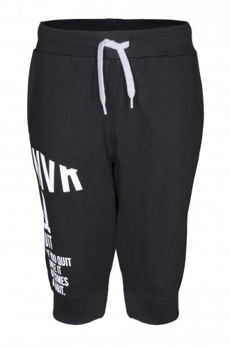 Spodnie dresowe za kolano