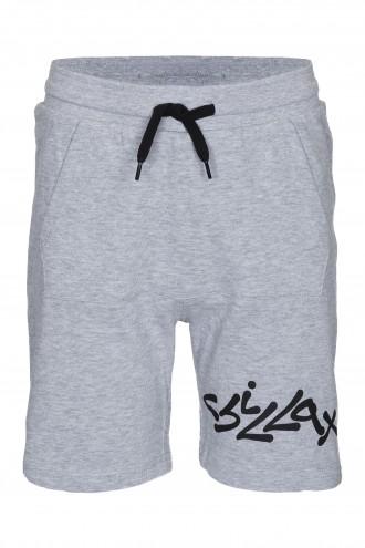 Krótkie spodnie dresowe Basic Grey
