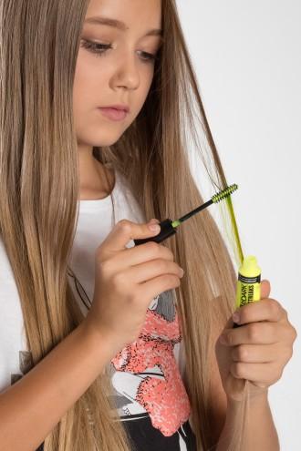 Świecący marker do włosów ŻÓŁTY