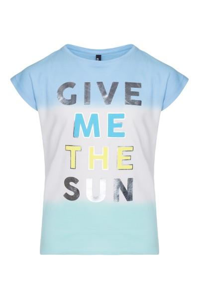 T-shirt z przejściem tonalnym The Sun