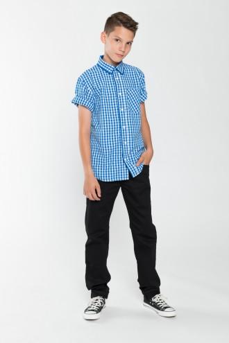 Chłopięce spodnie materiałowe Cool Boy SUPER LOOSE SLIM