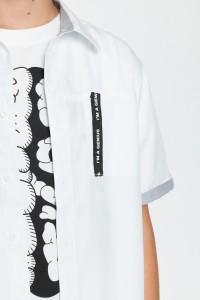 Chłopięca koszula z krótkim rękawem Elegant