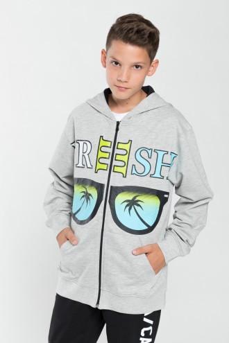Chłopięca bluza z kapturem FRESH