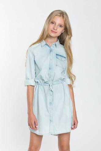 Dziewczęca sukienka koszulowa Summer