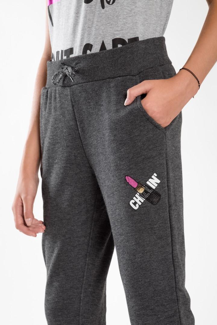 6fbd237900 Dziewczęce spodnie dresowe Chillin. Loading zoom