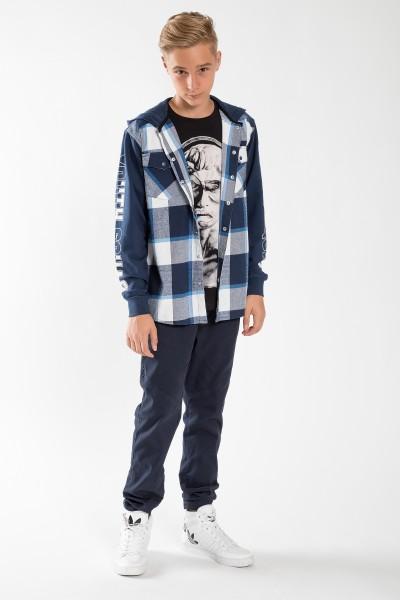 Chłopięca koszula z kapturem Streets