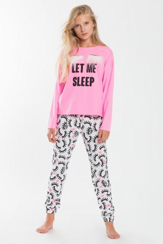 Dziewczęca piżama Let me sleep