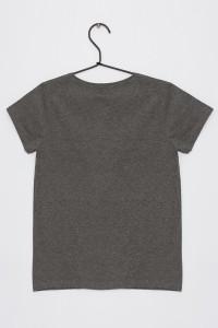 Dziewczęcy T-shirt z cekinową aplikacją Fly