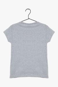 Dziewczęcy T-shirt z odwracalnymi cekinami No Drama Llama