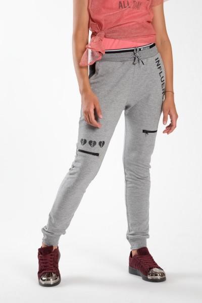 3460967d91 Dziewczęce spodnie dresowe Influencer Dziewczęce spodnie dresowe Influencer