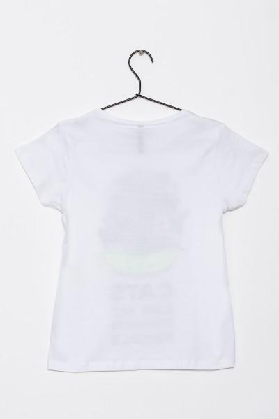 Dziewczęcy T-shirt z nadrukiem Favourite People