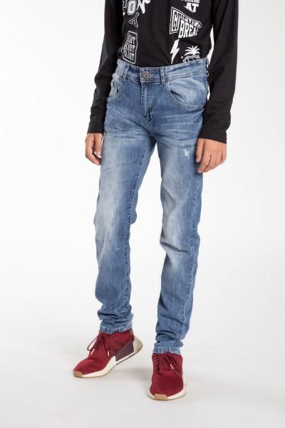 Chłopięce jeansy  City LOOSE