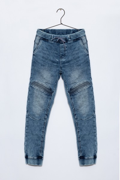 Chłopięce spodnie dżinsowe baggy z przetarciami Too Cool
