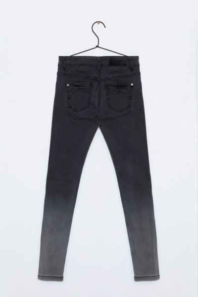 Dziewczęce spodnie z efektem cieniowania Dreamy