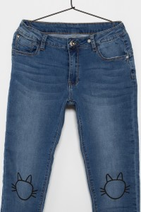Dziewczęce jeansy Cool Cats