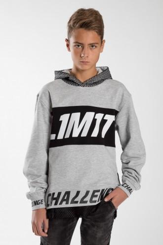 Bluza z kapturem dla chłopaka LIMIT