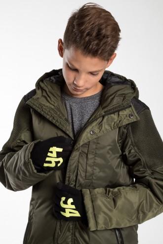 Chłopięce rękawiczki z nadrukiem 94
