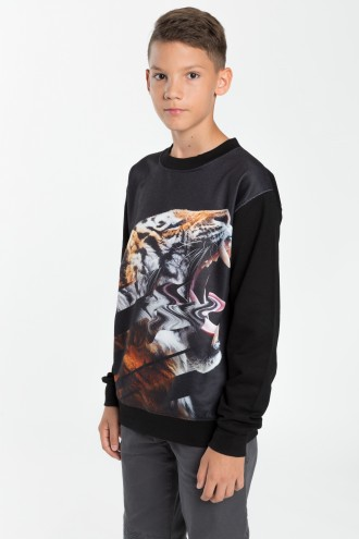 Bluza z długim rękawem TIGER