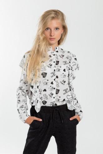 Koszula dziewczęca