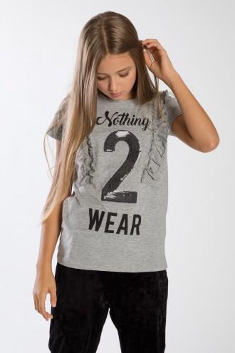 T-shirt dla dziewczynki