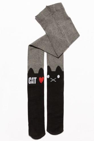 Rajstopy dziewczęce CAT