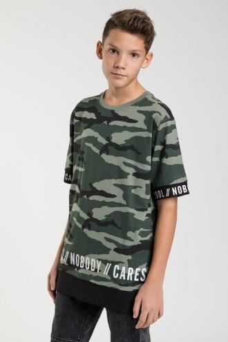 T-shirt moro dla chłopca
