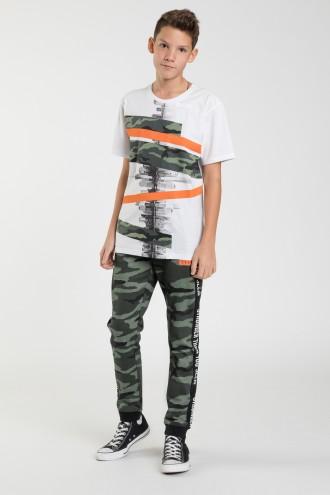 Spodnie dla chłopca MORO