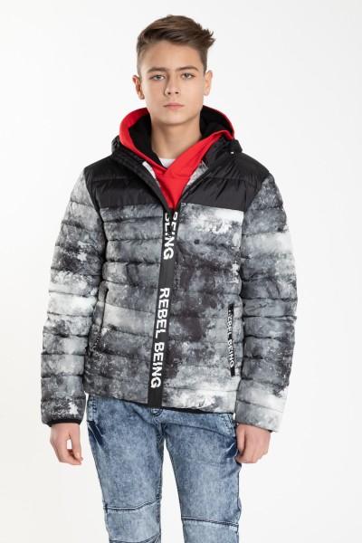610d094c9b83d Kurtki zimowe chłopięce: młodzieżowe, narciarskie, pikowane od roz ...