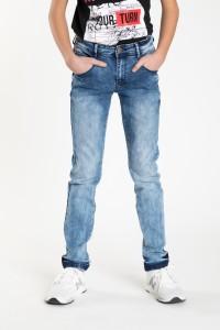 Spodnie jeansowe dla chłopaka REGULAR