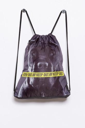 Plecak-worek z nadrukiem dla chłopaka