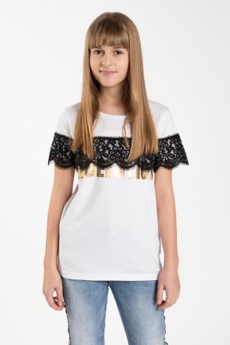 T-shirt dla dziewczyny REBELUTION