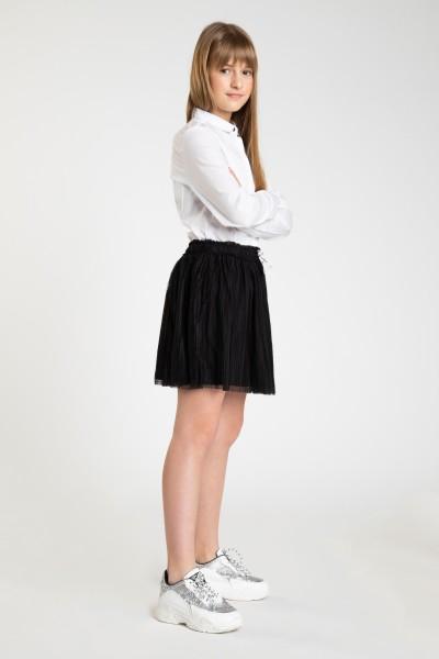Dziewczęca elegancka spódniczka BLACK CHERRY