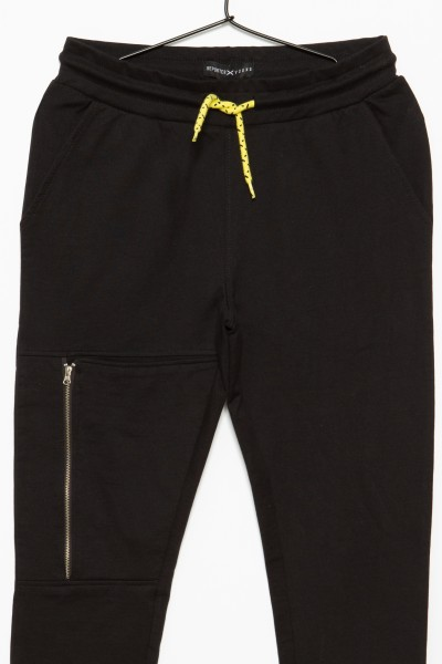 Spodnie dresowe dla chłopaka YELLOW REBEL