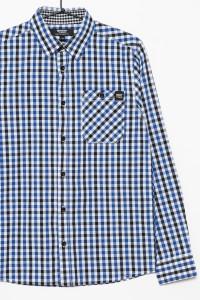 Koszula w kratkę dla chłopaka