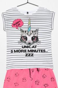 Dziewczęca piżama UNICAT