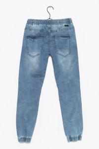 Chłopięce joggery jeansowe