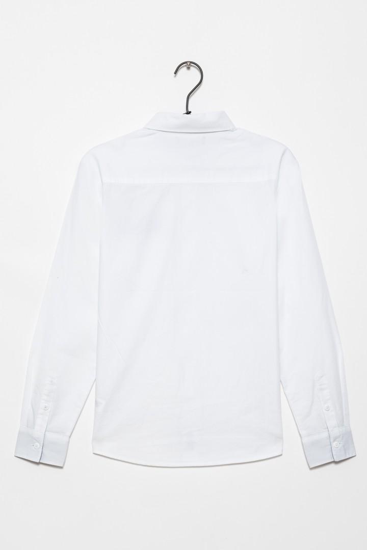 Koszula dla chłopca z krótkim rękawem FIT LOOSE | Sklep  FGPvq