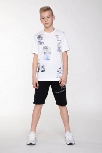 Krótkie spodnie dla chłopaka WIFI