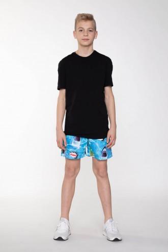 Krótkie spodnie dla chłopaka SHARK