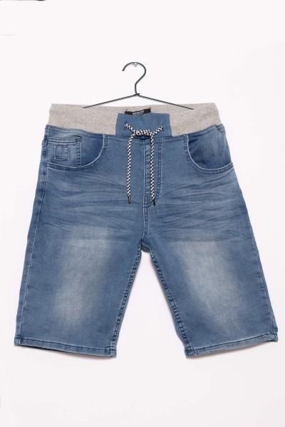 Krótkie spodnie jeansowe