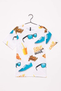 T-shirt dla chłopaka SUMMER FREAK