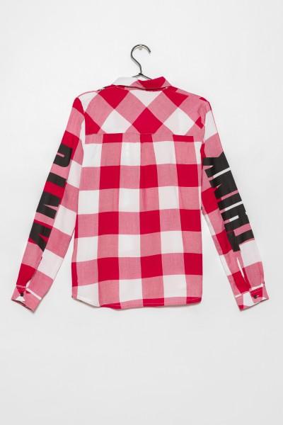 Dziewczęca koszula w różową kratkę OH YEAH