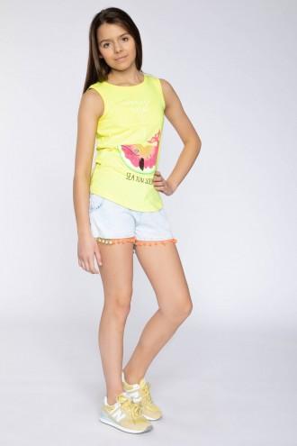 T-shirt dla dziewczyny SEA YOU SOON
