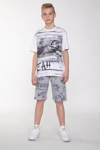 Krótkie spodnie dresowe SUMMER PUNK