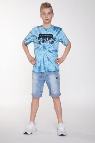 Szorty jeansowe dla chłopaka