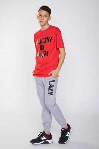 Spodnie dresowe dla chłopaka LAZY