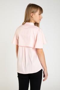 Koszula z krótkim rękawem dla dziewczyny