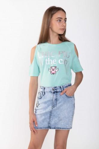 T-shirt dla dziewczyny