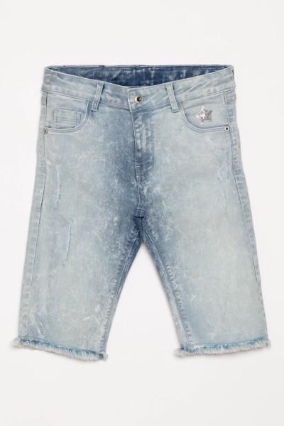 Krótkie spodnie dla dziewczyny